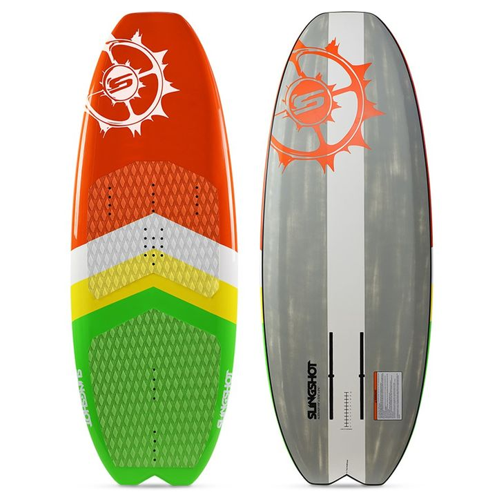 Slingshot Alien Air 4'8