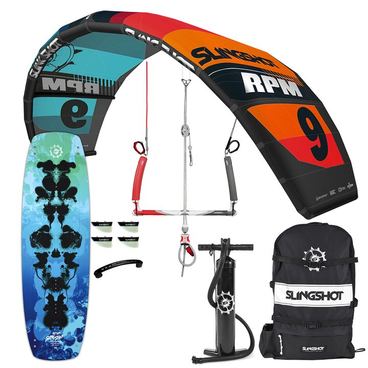 Slingshot RPM 2019 & Asylum Package