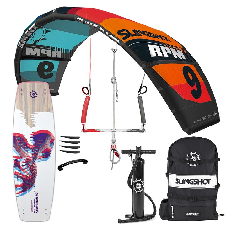 Slingshot RPM 2019 & Refraction Package
