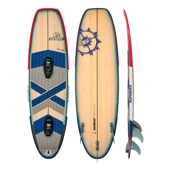 Slingshot Screamer 2016 Kite Surfboard