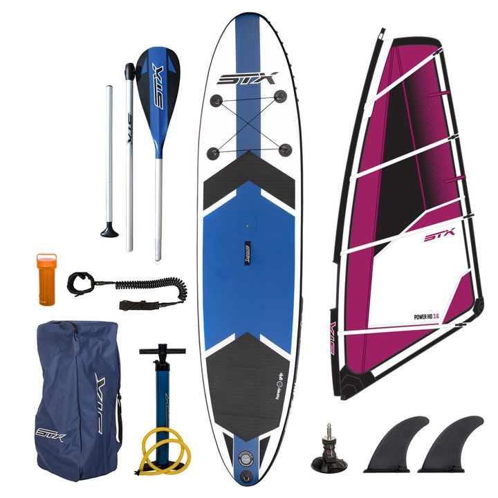 STX 11'6 WS Inflatable SUP Windsurf Package