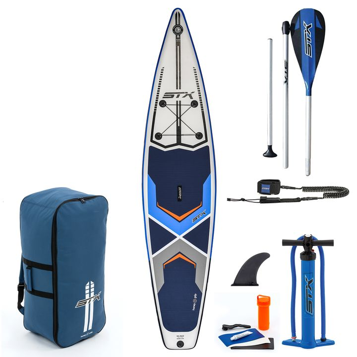 STX 12'6 Race Inflatable SUP Board 2019