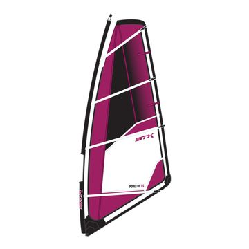 STX PowerKid HD Dacron Windsurf Rig