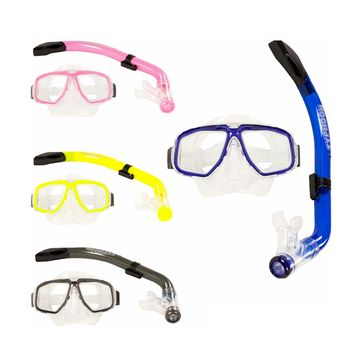 Typhoon Pro Kids Mask & Snorkel Set