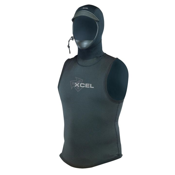 Xcel Polypro Hooded Vest 2015