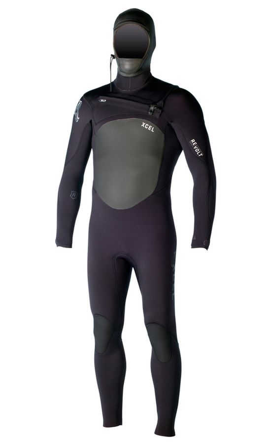 Xcel Revolt X2 5/4mm Hooded Wetsuit 2015