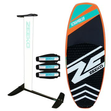Zeeko Scrambler 4'8 V1 Kite Foil Package