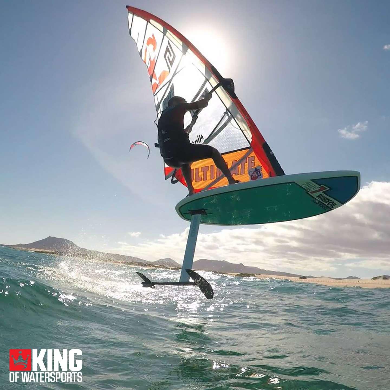 Zeeko Sun7 Windsurf Foil Package