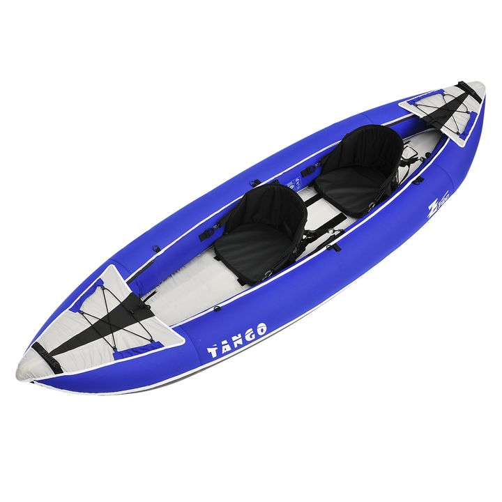 Zpro Tango 2 man Inflatable Kayak Blue