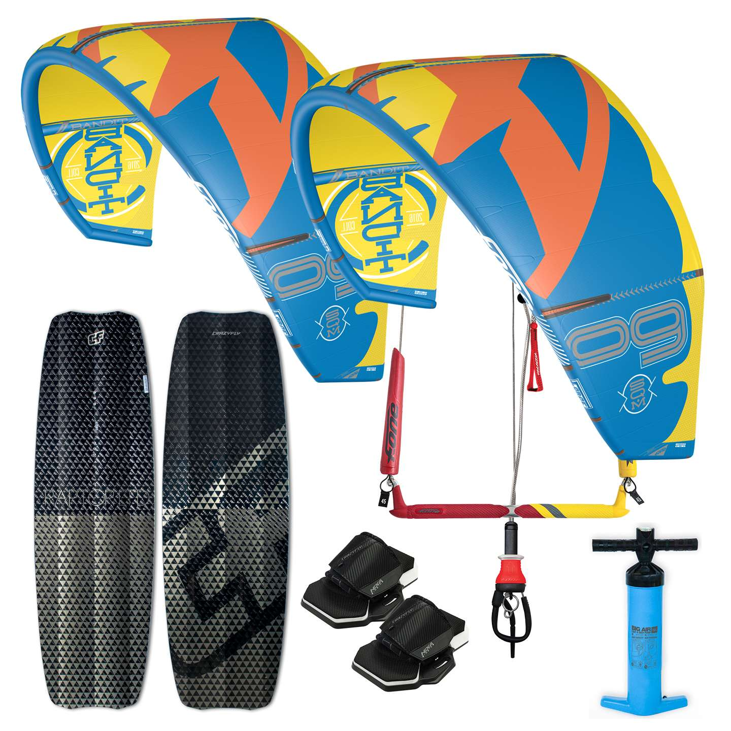 Beginner Kitesurfing Package
