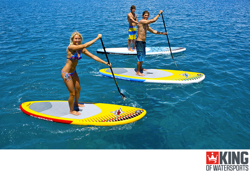 What is Stand Up Paddle Boarding (SUP)?